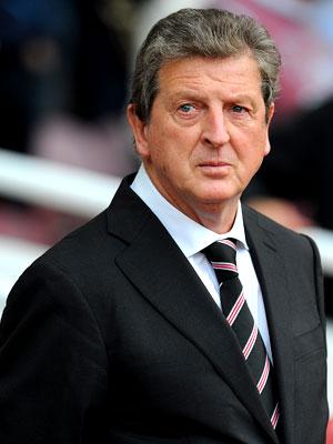Рой Ходжсон предоставит отдых ветеранам сборной Англии