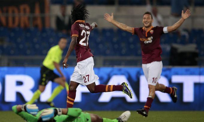 Итальянская Серия А. «Интер» — «Рома». Прогноз. «Забить и забыть»
