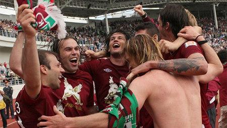 «Рубин» начал сезон с победы над «Зенитом» в Суперкубке России