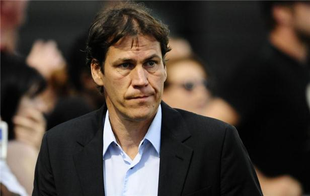 Roma unveiled Rudi Garcia as their new manager