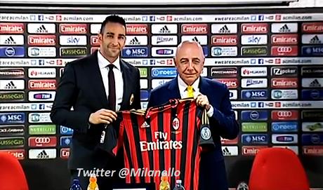 Адиль Рами: в «Милане» выбрал номер 13, поскольку меня всегда вдохновляла игра Несты