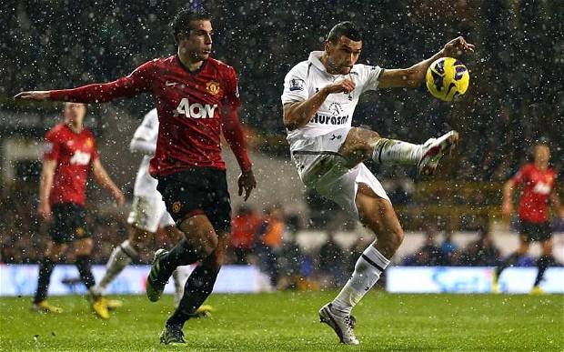 Английская Премьер-лига. «Тоттенхэм» — «Манчестер Юнайтед». Онлайн-трансляция начнется 16.00
