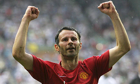 United's Ryan Giggs close to taking a coaching role