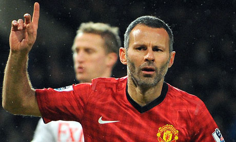 Giggs: old guard will help Moyes