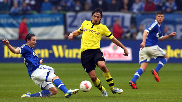 Hummels is sidelined for several weeks