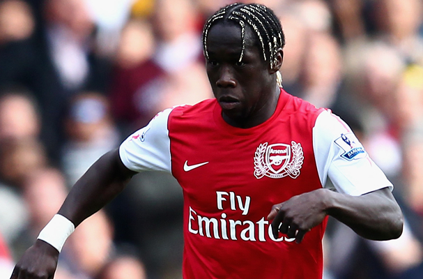 Arsenal Sagna flattered by interest from Monaco and PSG