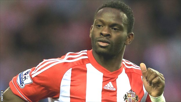 Sunderland and Luis Saha mutually agreed to part ways