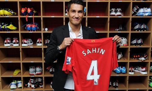«Горд, что буду играть за «Ливерпуле»