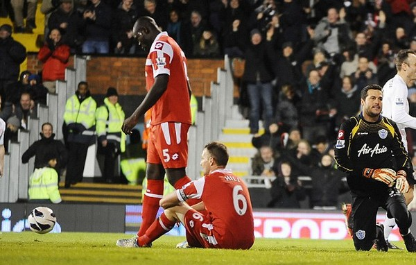 Samba apologized for mistakes in QPR 3-2 defeat to Fulham