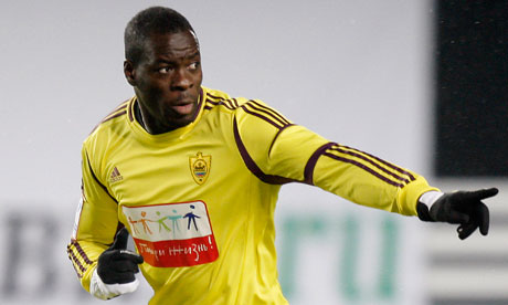 Anzhi Samba on the verge of joining QPR
