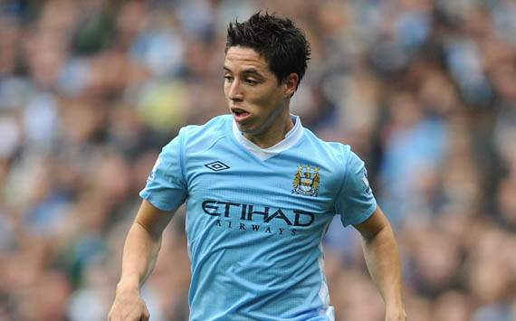 Unsettled Nasri on the verge of leaving Man CIty for PSG