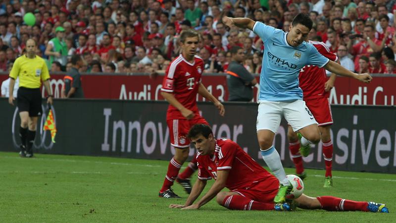 «Манчестер Сити» — «Бавария». Стали известны стартовые составы команд