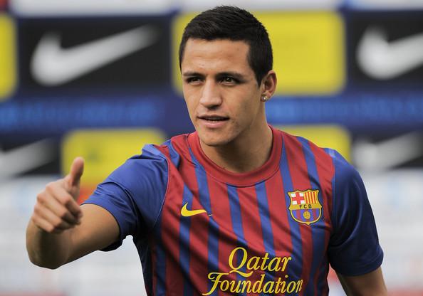 Liverpool line up move for Barcelona Alexis Sanchez