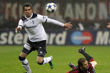 Sandro injury woe for Tottenham
