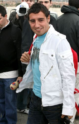 Касорла уже познакомился с игроками «Арсенала»