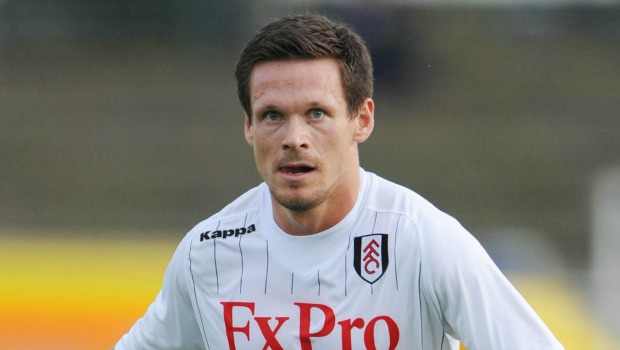 Riether signed a permanent deal with Fulham