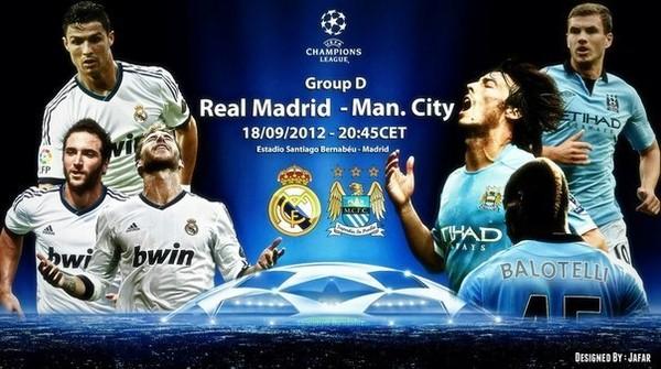 Лига чемпионов-2012/13. «Реал» М — «Манчестер Сити». Прогноз. «Спектакль на «Бернабеу»