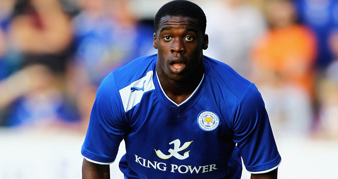 Man Utd to bid for Leicester striker Schlupp