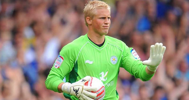 Hull eye switch for Leicester Schmeichel