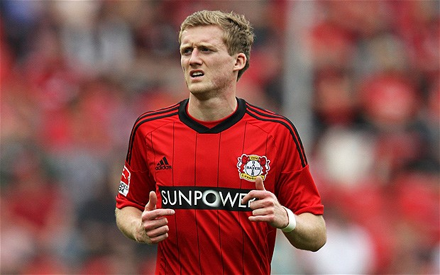 Bayer Leverkusen prepared to sell Andre Schurrle