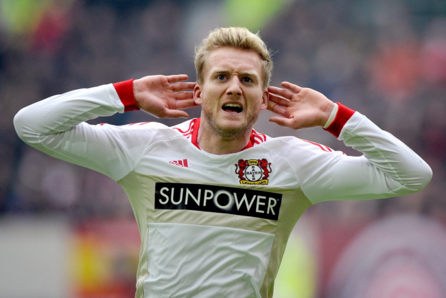 Leverkusen is in talks with Chelsea over Schurrle's move