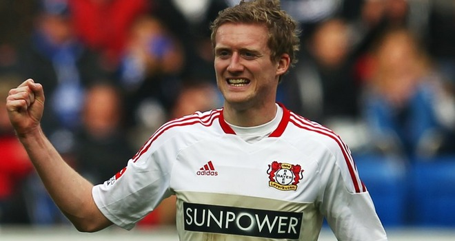 Chelsea land Schurrle from Bayer Leverkusen