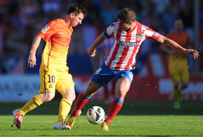 Суперкубок Испании. «Атлетико» — «Барселона» — 1:1. Хроника событий