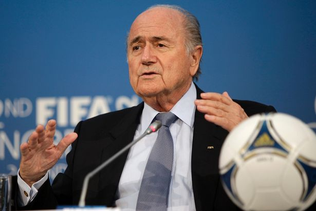 Blatter remarks spark criticism in the US
