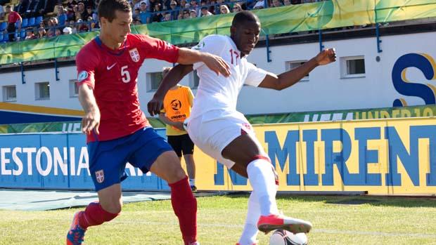 Второй тур финального этапа чемпионата Европы среди молодежных команд: Группа В