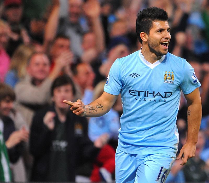 «Манчестер Сити» требует за Агуэро 70 миллионов фунтов