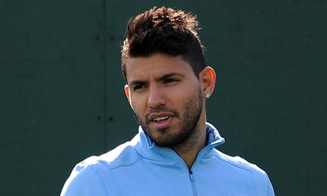 Man City ruled out rumours about Aguero exit