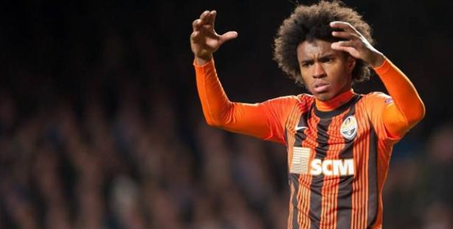 """Willian:""""It's time for a new step in my life"""""""