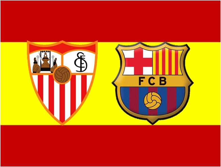 Испанская Ла лига. 6-й тур. «Барселона» в гостях одержала волевую победу над «Севильей»