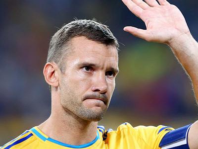 Шевченко хочет сыграть прощальный футбольный матч