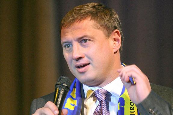 Александр Шикунов: «В декабре вернемся к вопросу о переходе Лазовича»