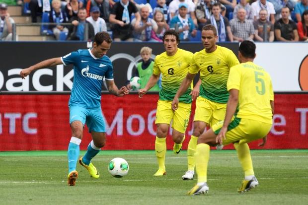 Российская Премьер-лига. Шесть главных событий 5-го тура