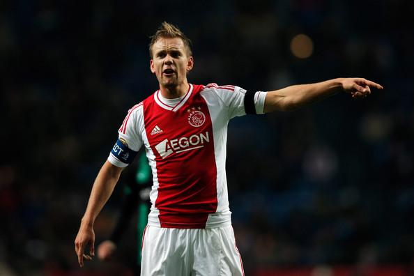 Newcastle target Ajax De Jong