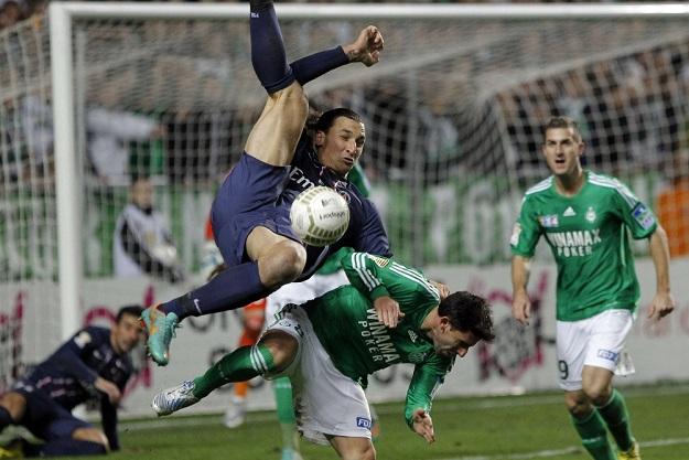 Французская Лига 1. «Сент-Этьен» — «ПСЖ» — 2:2. Хроника безумия