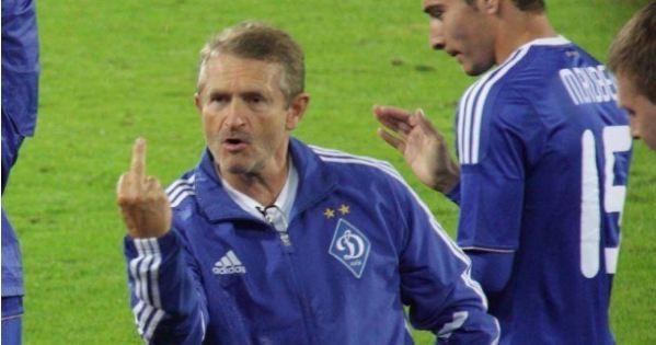 Тренер «Динамо» оскорбил болельщиков «Фейеноорда»?