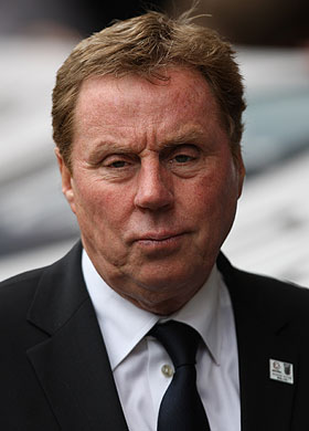 Harry Redknapp does not want to replace Steve Cotterill
