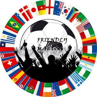 The highlights of Wednesday international friendlies
