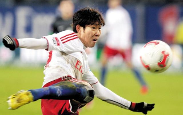 Man Utd set to join Hamburg Son chase