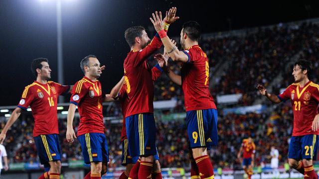 Чемпионат мира-2014. Квалификация. Испания — Грузия. Прогноз. «Две Иберии»