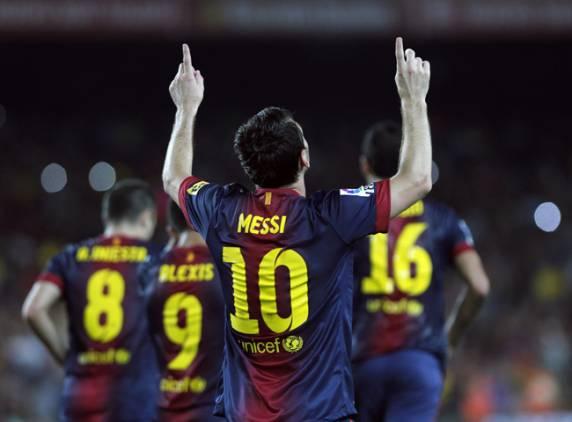 Barcelona 3-2 Real Madrid