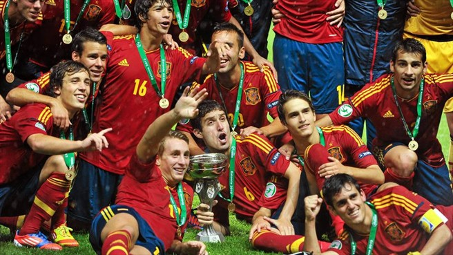 Чемпионат мира (U-20). США — Испания — 1:4. Хроника событий