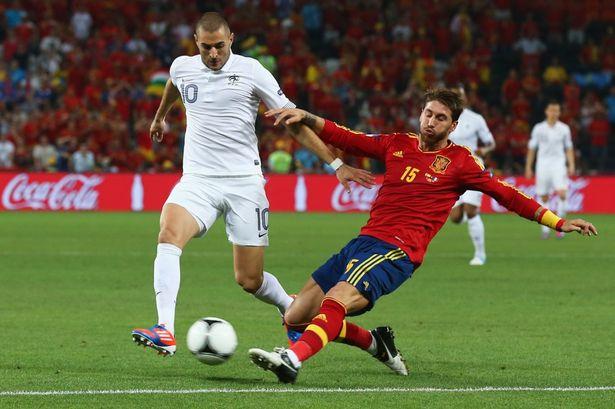 Свой взгляд. Франция — Испания — 0:1. «Арбелоа и думы»