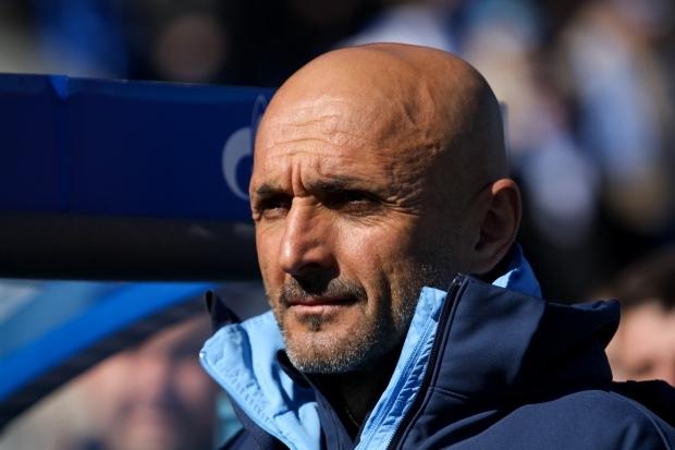 Лучано Спаллетти условно дисквалифицирован на один матч