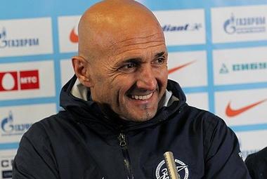Лучано Спаллетти: «Зенит» не интересуется Бускетсом — скорее уж Денисовым заинтересуется «Барселона»