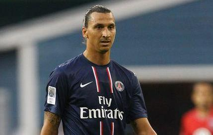 Ibrahimovic believes PSG is stronger than Milan