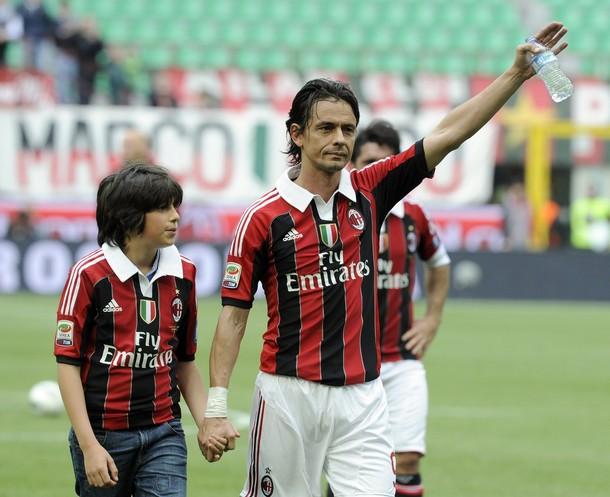 Индзаги может стать тренером «Милана» в течение трех лет